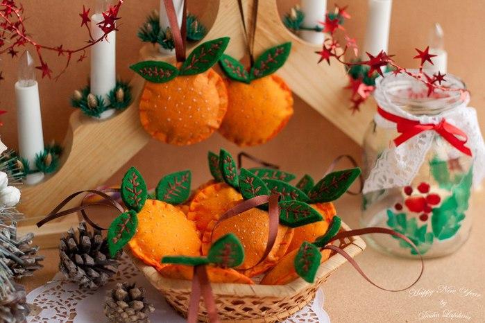 Как украсить дом в Новый год